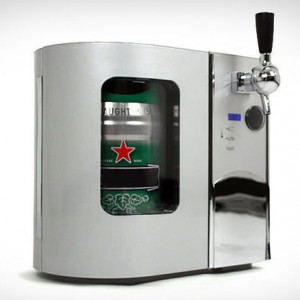 EdgeStar Mini Kegerator Side