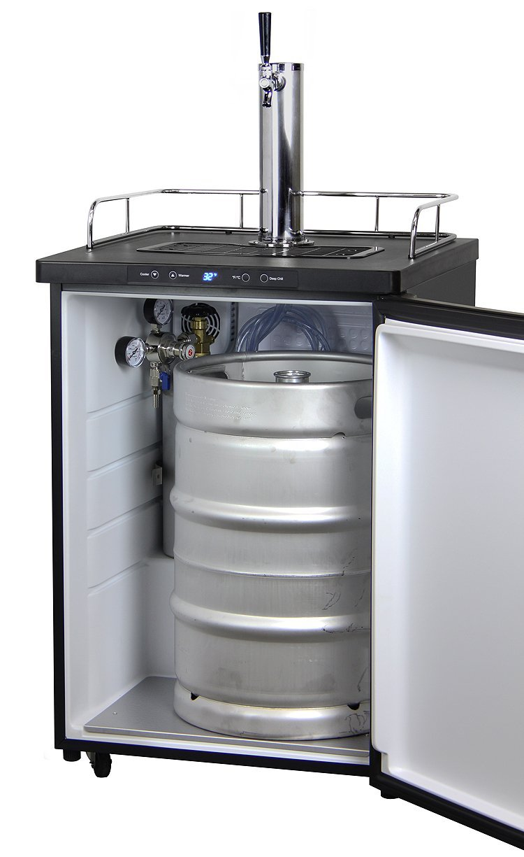 Kegco K309b 1 Kegerator Review Best Kegerator Guide