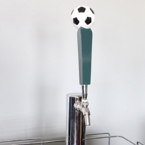 Soccer Ball Tap Handle 2