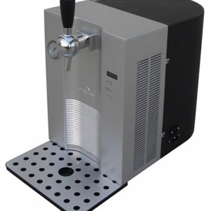 Vinotemp Mini Kegerator Side
