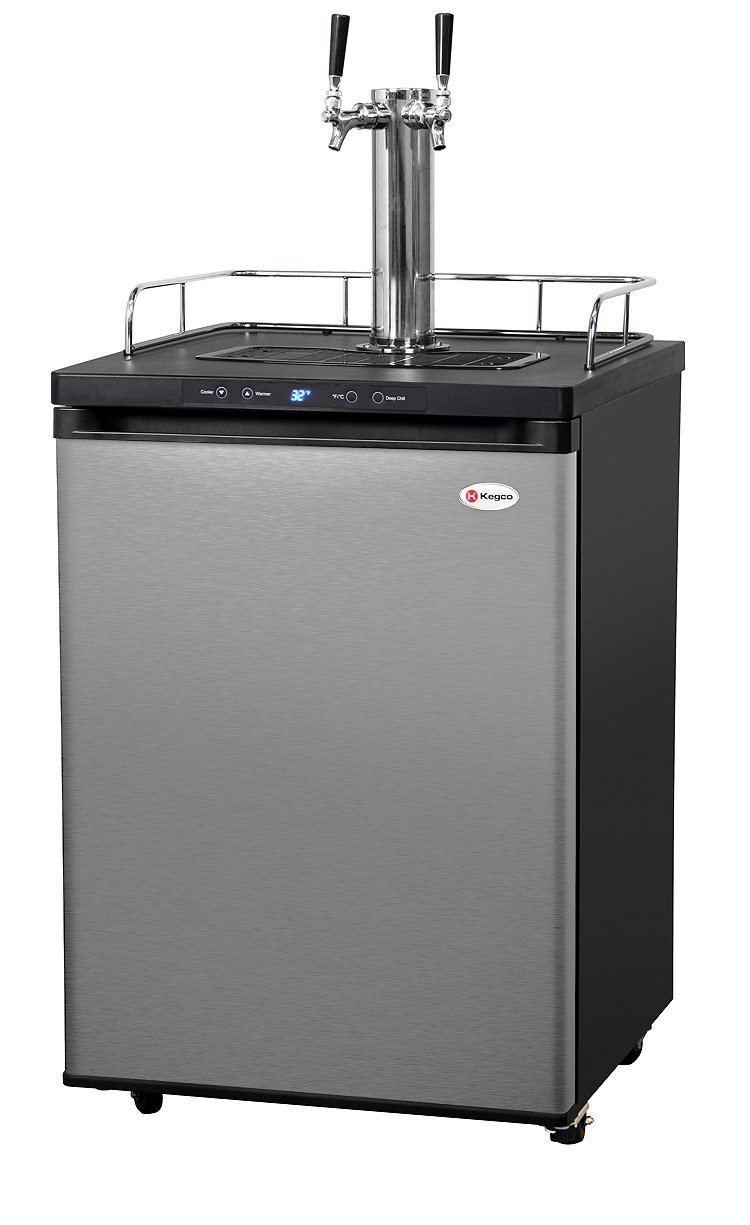 Kegco Kegerators Best Kegerator Guide
